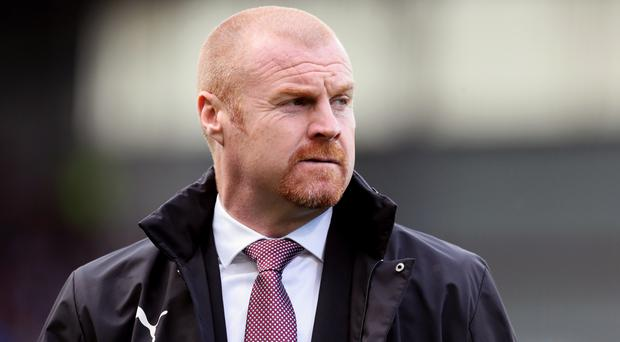 Burnley manager Sean Dyche is wary of Manchester United despite their mixed start to the season