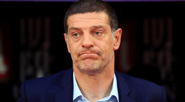Slaven Bilic is upset with crowd trouble which marred West Ham's cup victory over Chelsea