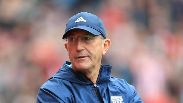 West Brom manager Tony Pulis believes the club should not worry about relegation anymore