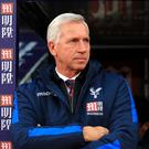 Crystal Palace manager Alan Pardew is happy with Christian Benteke's performances since he joined the club