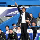 Chelsea head coach Antonio Conte looks set to stick with the same formation