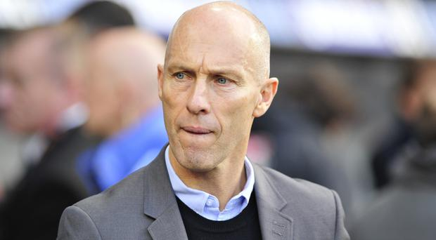 Manager Bob Bradley feels he has the firepower at his disposal to take Swansea up the Premier League
