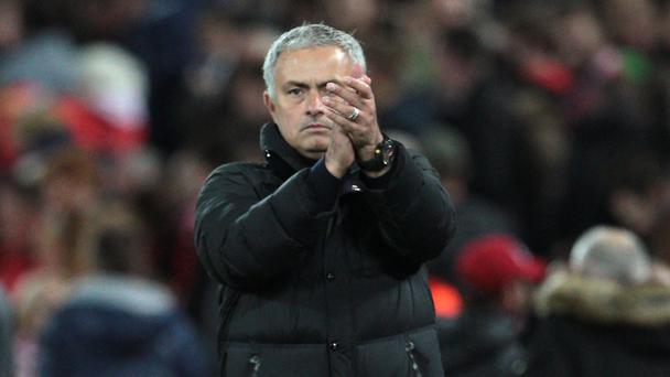 Manchester United's Jose Mourinho handed touchline ban, heavy fine