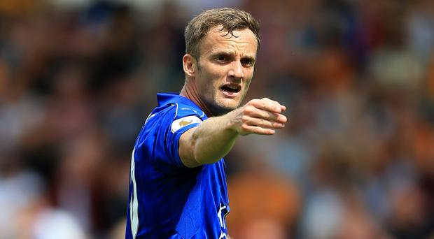 Andy King made his debut for Leicester in 2007 after coming through the youth system