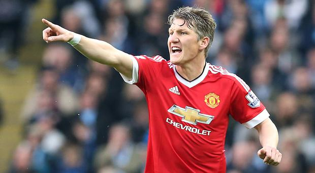 Bastian Schweinsteiger has been brought in from the cold at Old Trafford