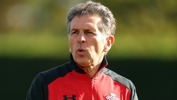 Southampton manager Claude Puel is focused on his side's next assignment at Hull