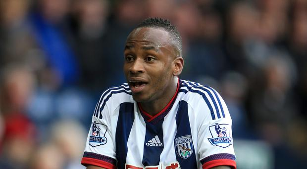 Saido Berahino has been sent on a training camp