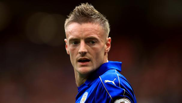 Leicester's Jamie Vardy is on the shortlist for FIFA's player of the year award