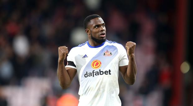 Sunderland's Victor Anichebe impressed on his first Premier League start of the season