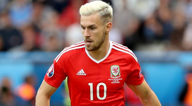 Aaron Ramsey is set to return to World Cup duty with Wales manager Chris Coleman saying they will take no risks over his fitness