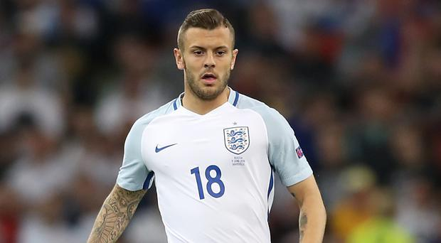 Jack Wilshere has been recalled