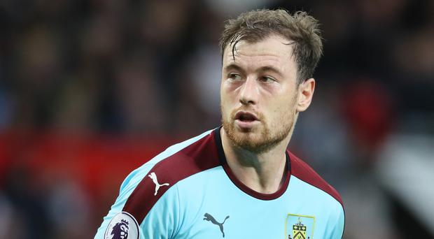 Ashley Barnes claimed Burnley's late winner against Crystal Palace