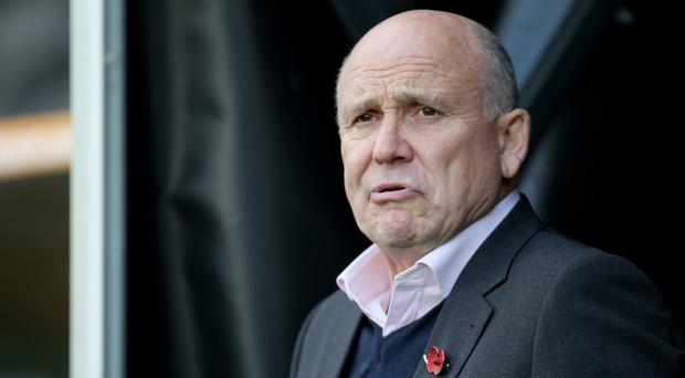 Mike Phelan saw Hull win for the first time since August