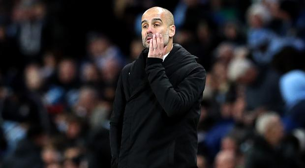 Pep Guardiola has banned his players from having sex after midnight