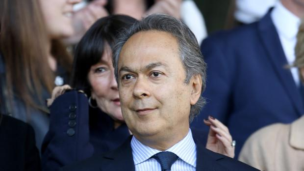 Everton's majority shareholder Farhad Moshiri has pledged to improve the club and off the pitch