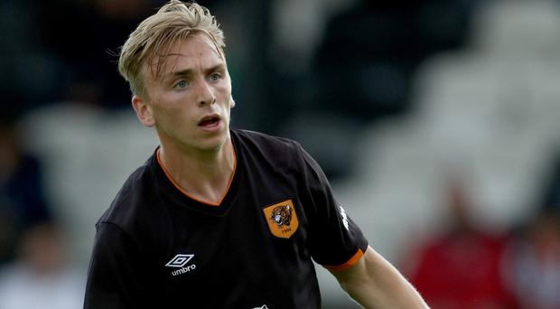 Jarrod Bowen made his Premier League bow this season