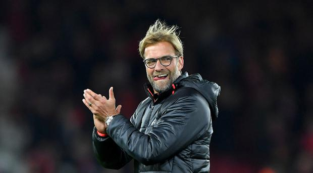 Jurgen Klopp has urged Liverpool to write a new chapter in the club's history
