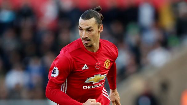 Zlatan Ibrahimovic has not scored as many goals as he thinks he should have