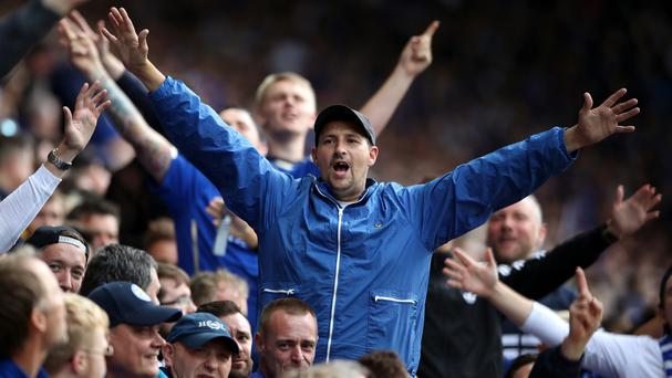Fans are being charged an average of £31 a match to follow their team in the Premier League