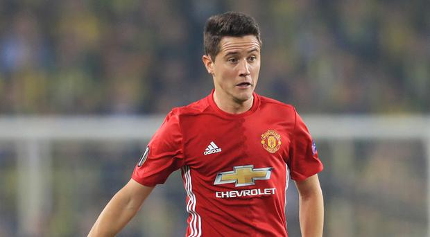 Ander Herrera, pictured, has become a regular starter under Jose Mourinho