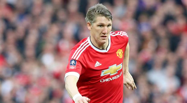 Bastian Schweinsteiger has recently returned to training with Manchester United