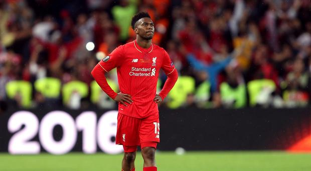 The Mirror claim Daniel Sturridge is heading for the Anfield exit