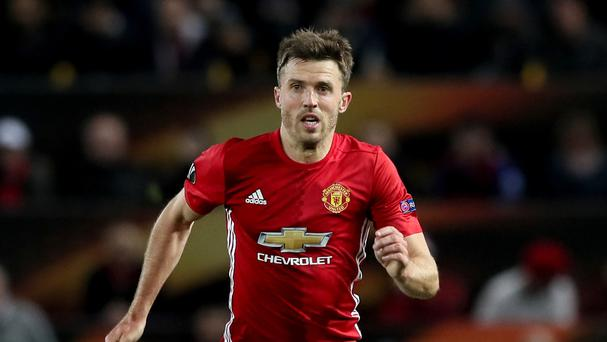 Michael Carrick has started only once in the Premier League this season