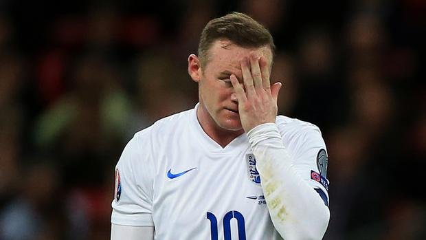 Wayne Rooney has had a difficult season on and off the field