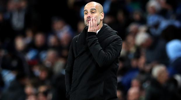 Manchester City manager Pep Guardiola must cope with the tiredness of his squad