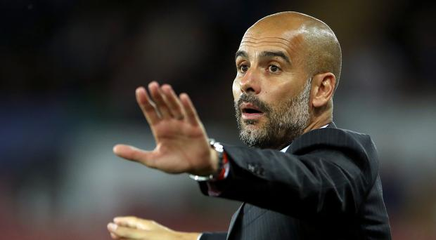 Manchester City boss Pep Guardiola has encouraged his players to have more sex