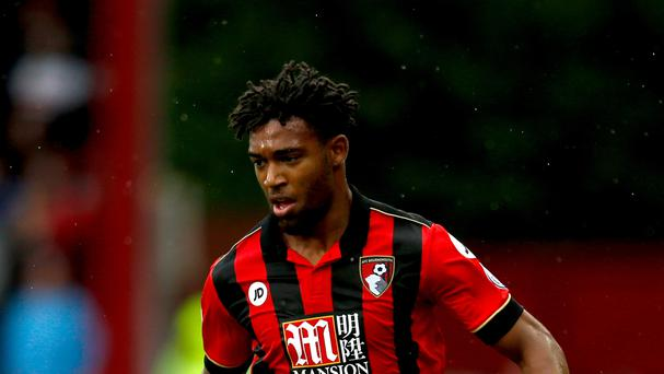 Jordon Ibe joined Bournemouth from Liverpool over the summer