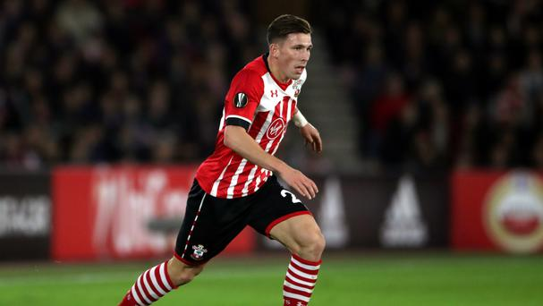 Pierre-Emile Hojbjerg helped Southampton to gain a point against Liverpool
