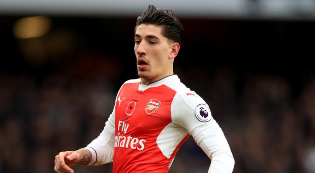 Hector Bellerin has signed a new long-term contract with Arsenal