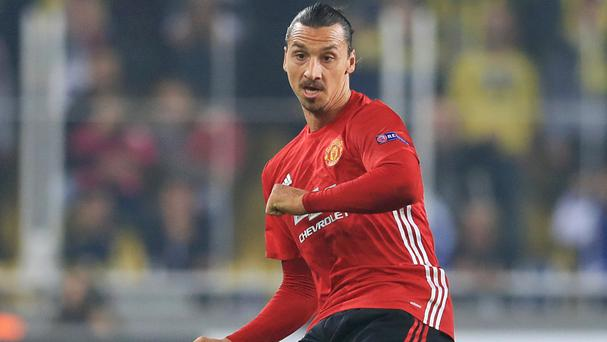Manchester United striker Ibrahimovic to have statue in Stockholm
