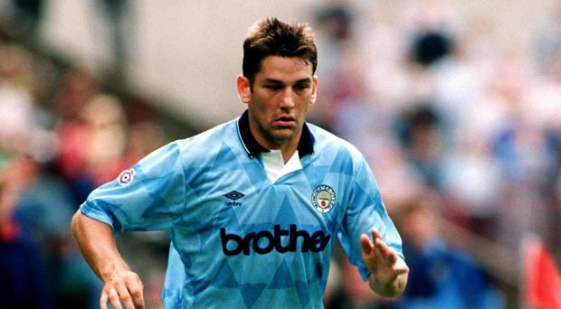 David White is a former Manchester City, Leeds and Sheffield United player