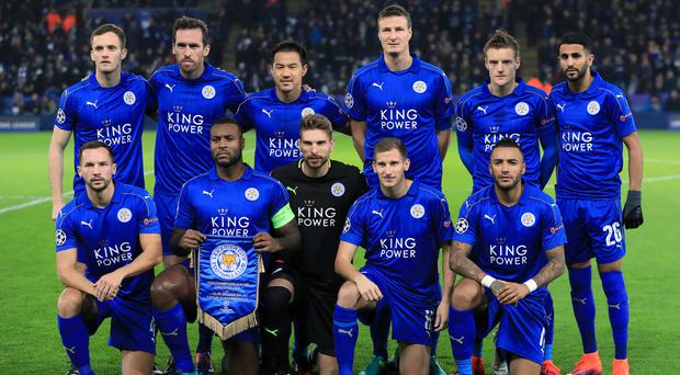 Leicester are sweeping aside all before them in Europe but struggling domestically