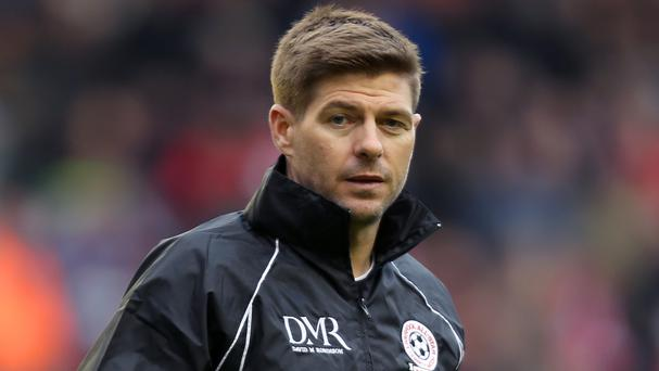 Gerrard's next move in football revealed