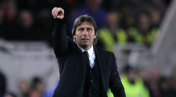 Antonio Conte's Chelsea are Premier League leaders entering this weekend's fixtures after six straight wins