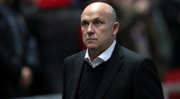 Mike Phelan says he cannot influence the club's stay-away fans