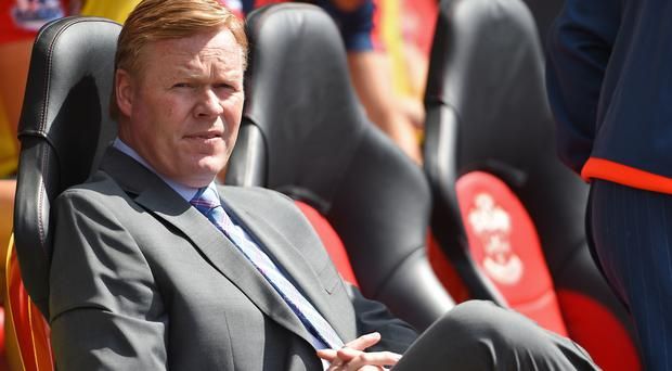 Claude Puel feels former Southampton boss Ronald Koeman, pictured, deserves respect on his return to St Mary's