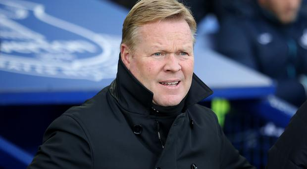 Ronald Koeman is still a long way from completing his Everton project