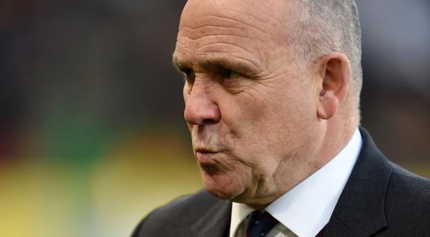 Hull manager Mike Phelan saw his side draw with West Brom