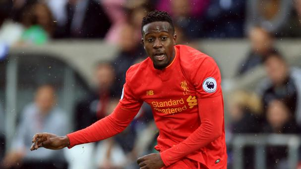 Liverpool striker Divock Origi's first league goal since April was perfectly timed