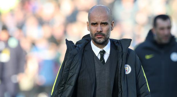 Manchester City manager Pep Guardiola believes scheduling issues make life difficult for English teams to fight on two fronts