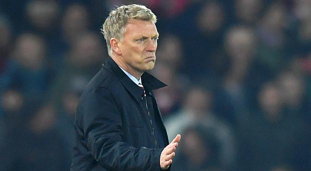 Sunderland's new chief football officer Simon Wilson will work alongside manager David Moyes, pictured, and chief executive Martin Bain