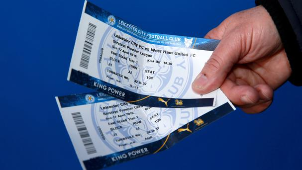 An MP wants legislation on discounted Premier League tickets for under 21s