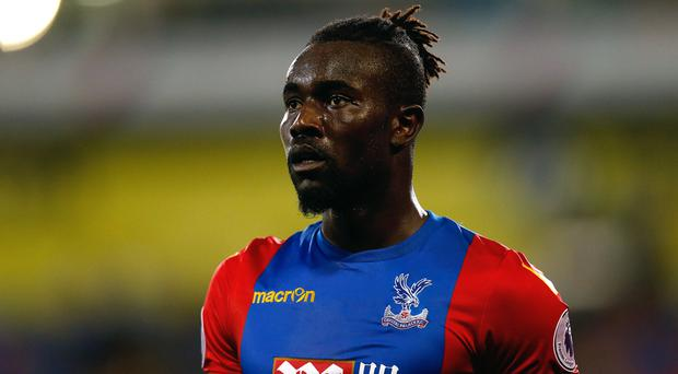 Pape Souare was injured in a motorway crash