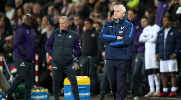 Crystal Palace manager Alan Pardew is under pressure to improve their poor form