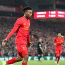 Daniel Sturridge will not be leaving Liverpool in January