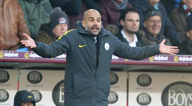Pep Guardiola will face Antonio Conte for the first time as manager this weekend